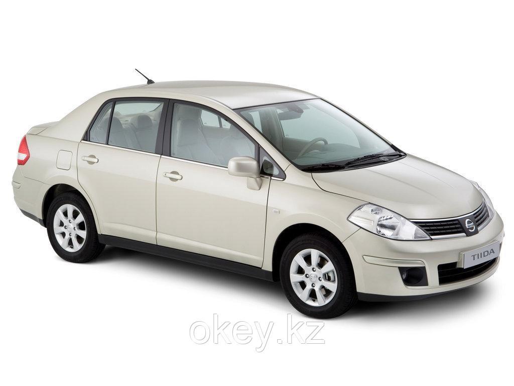 Тормозные колодки Kötl 3294KT для Nissan Tiida I седан (SC11X) 1.8, 2007-2012 года выпуска.