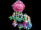 LEGO Trolls: Путешествие Розочки на воздушном шаре 41252, фото 3