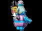 LEGO Trolls: Путешествие Розочки на воздушном шаре 41252, фото 8