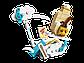 LEGO Trolls: Путешествие Розочки на воздушном шаре 41252, фото 9
