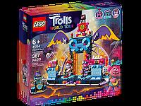 LEGO Trolls: Концерт в городе Рок-на-Вулкане 41254