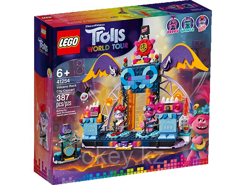 LEGO Trolls: Концерт в городе Рок-на-Вулкане 41254 - фото 1