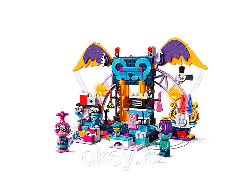 LEGO Trolls: Концерт в городе Рок-на-Вулкане 41254 - фото 4