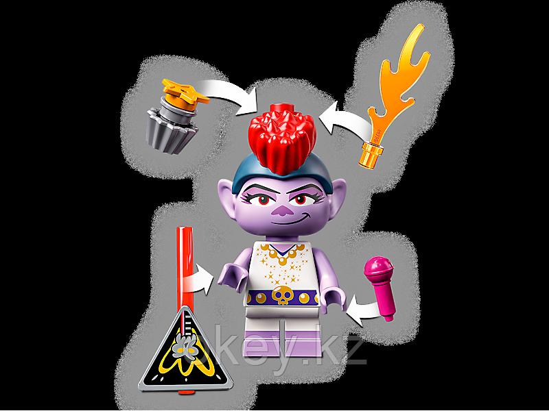 LEGO Trolls: Концерт в городе Рок-на-Вулкане 41254 - фото 7