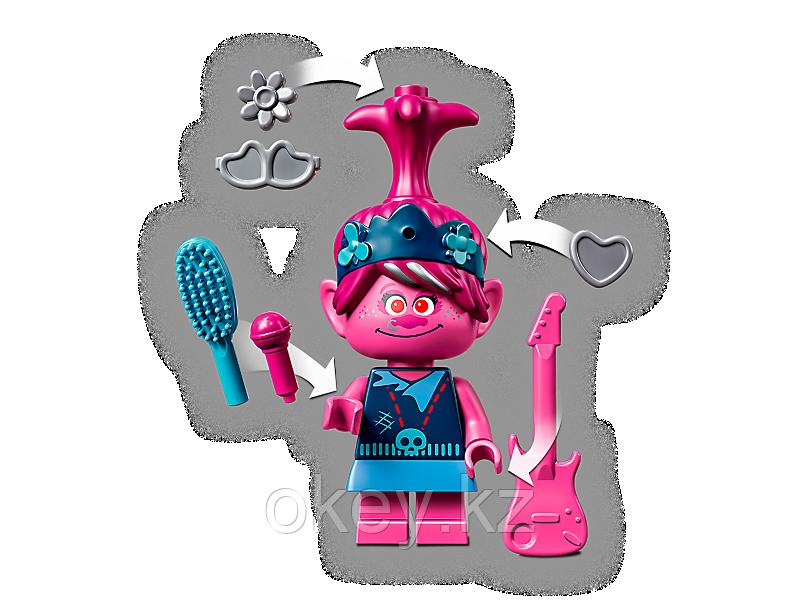 LEGO Trolls: Концерт в городе Рок-на-Вулкане 41254 - фото 8