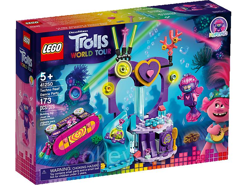 LEGO Trolls: Вечеринка на Техно-рифе 41250