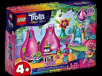 LEGO Trolls: Домик-бутон Розочки 41251