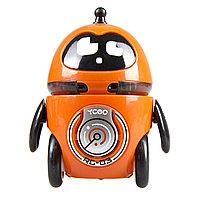 """Робот Дроид """"За Мной!"""" Оранжевый (Silverlit, США)"""