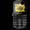 Мобильный телефон Texet TM-B227 черный