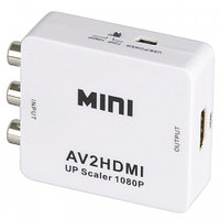 Конвертер AV to HDMI PAL/NTSC USB Power