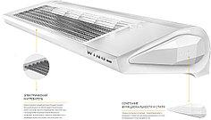 Воздушная завеса с тепловым  водяным нагревом Wing  W100 EC