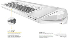 Воздушная завеса с тепловым  водяным нагревом Wing  W200 AC