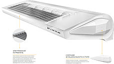 Воздушная завеса с электрическим нагревателем E150 AC, фото 3