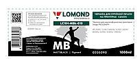 Canon LC104-MBk-010 Pigm LOMOND 1L L0205090