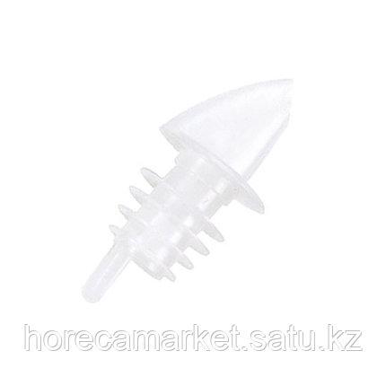 Пластиковый дозатор, безцветный, 12 шт., фото 2