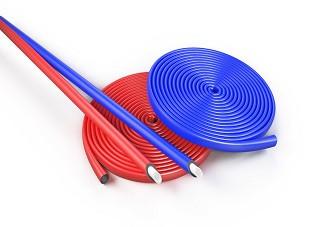 Теплоизоляция Трубка  Energoflex Super Protect S 15/6-2 Красные