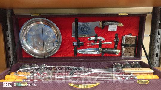 Шашлычный набор, дипломат, фото 2