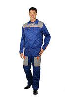"Костюм ""Фаворит"" синий  куртка+ полукомбинезон."