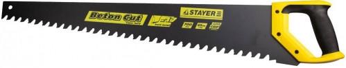 Ножовка по пенобетону STAYER, PROFI DEEP HARD, 2-комп. ручка