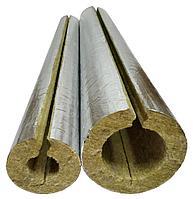 Цилиндры минераловатные теплоизоляционные IZOTERM RW-100 ALU