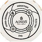 Чайник эмалированный Agness «Ренессанс» 3 л, фото 3