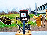 Комплект №1 на базе пескоструйного аппарата PST-25