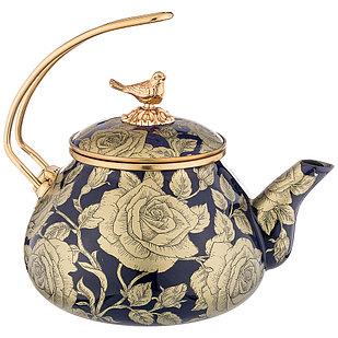 Чайник эмалированный Agness «Ренессанс» 2,2 л