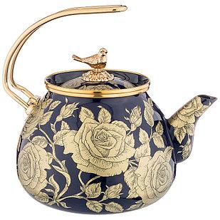 Чайник эмалированный Agness «Ренессанс» 3 л