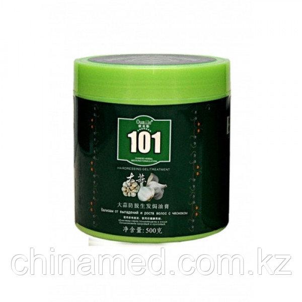 Бальзам для волос Oumile 101 от облысения с чесноком, 500 мл