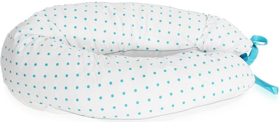 Подушка Roxy для беременных Премиум наполнитель холлофайбер/полистирол кармашек/завязки
