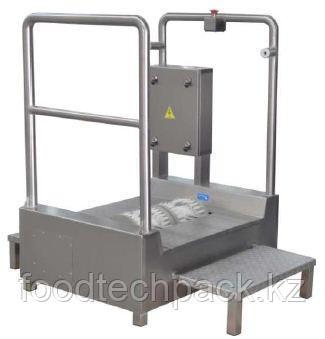 Проходная машина для чистки подошв 12.0050.35