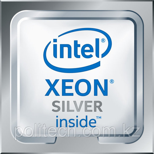 Серверный процессор HPE Intel Xeon Silver 4208 P02571-B21 (Intel, 8 ядер, 2.1 ГГц, 11 Мб)