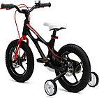 Боковые колеса для велосипедов ROYAL BABY SHUTTLE (магнезиум)