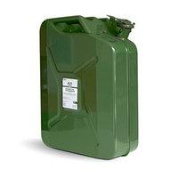 Канистра для топлива AVS VJM-20, металлическая, вертикальная, 20 л