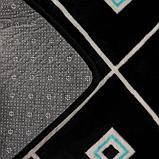 Набор ковриков для ванны и туалета «Плитка», 3 шт: 50×80, 50×40, 43×38 см, фото 3