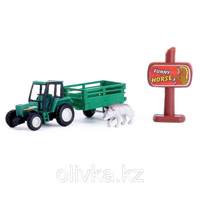 Трактор «Фермер», МИКС