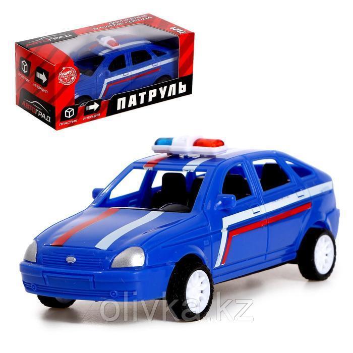 Машина инерционная «Почта»
