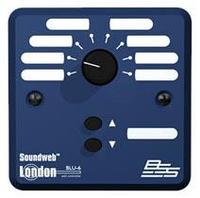 BSS BLU6 ремоут-панель. 8-позиционный селектор и переключатели и кнопки UP/ DOWN