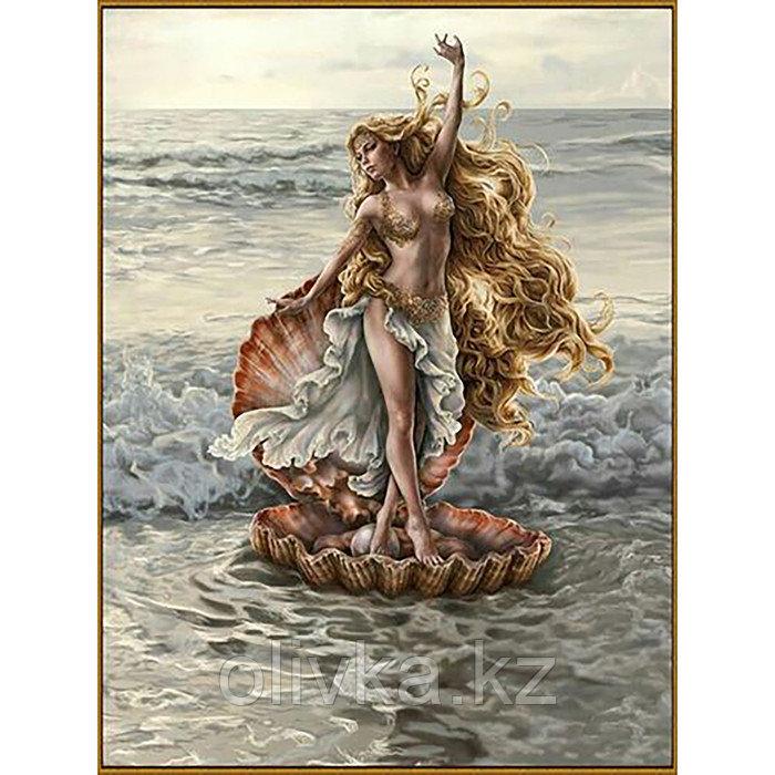 Алмазная мозаика «Афродита», 39 цветов