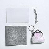 Обувь для кукол «Искры серебра», набор для создания, 10.2 × 29.5 см, фото 2