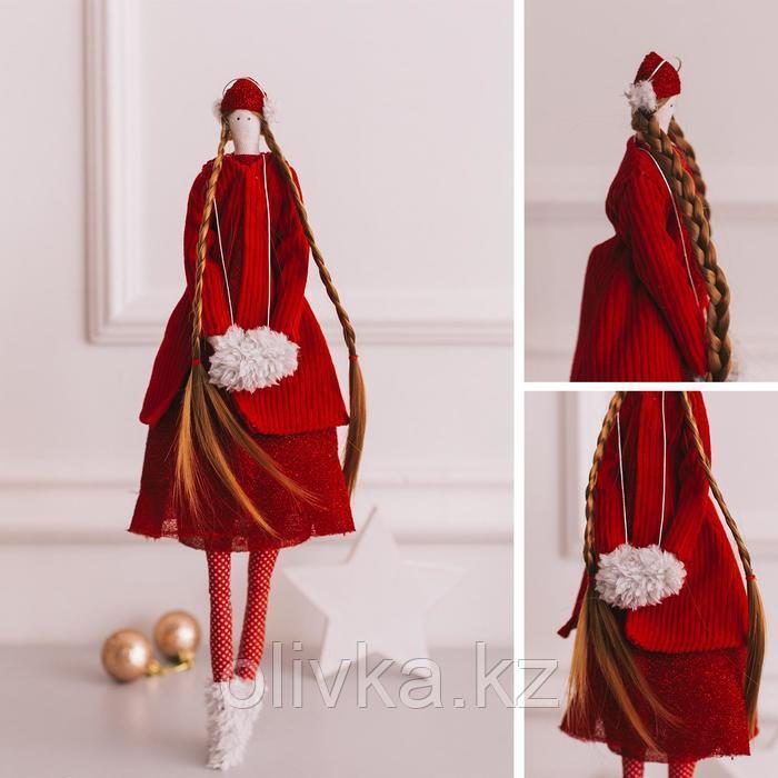 Мягкая кукла «Хайди» набор для шитья, 15,6 × 22,4 × 5,2 см