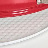 Набор форм для выпечки разъёмных «Флёри. Круг», 3 шт: 28 см, 26 см, 24 см, с керамическим покрытием, цвет, фото 4