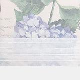 """Тюль с подхватом и ламбрекеном """"Магия прованса"""" 250х200см, 100% п/э, вуаль, фото 5"""