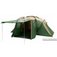 Палатка кемпинговая СOLEMAN MAGELLAN 6