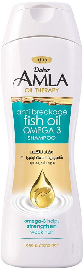 Шампунь против ломкости волос «Fish Oil Omega-3»