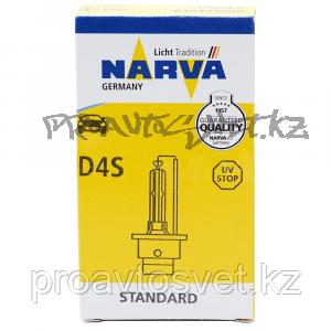 Ксенон NARVA D4S Standart 42V 35W 840423000