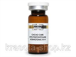 Концентрат KOSMOTONIC III-IV ( с экстрактом какао и пентоксифиллином) 6 мл