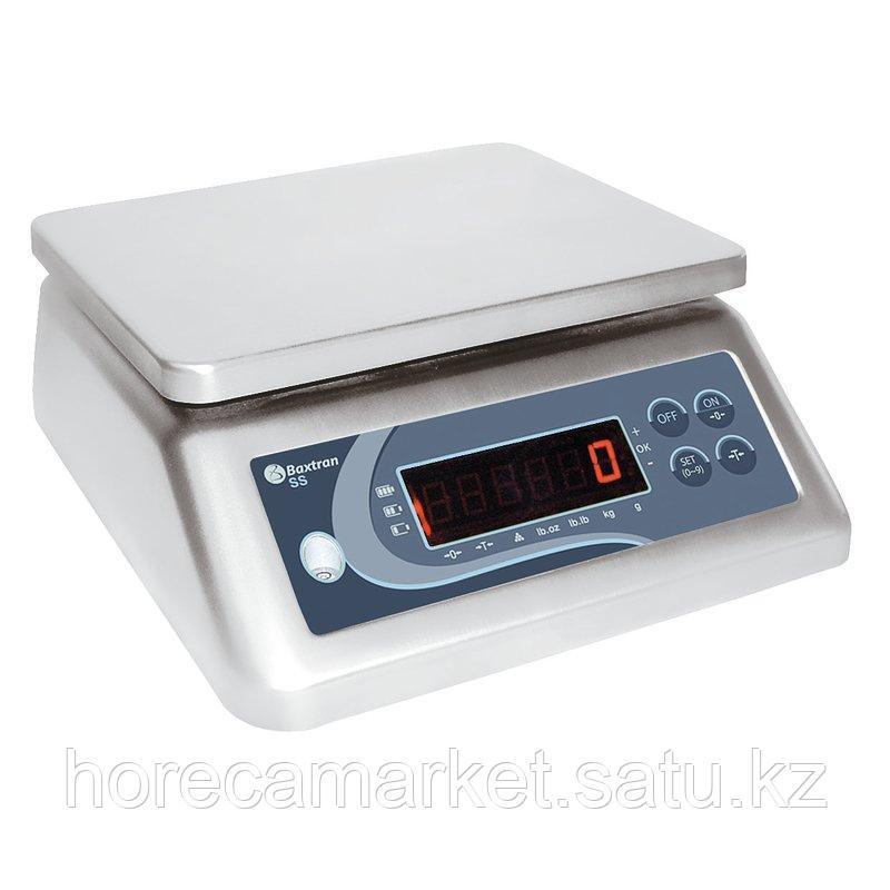 Весы цифровые кухонные 30 кг, 24х29х11 см.