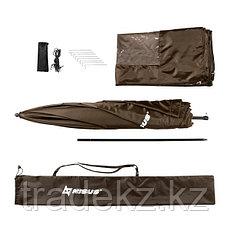 Зонт с тентом ТОНАР NISUS N-240-TZ с наклоном, фото 3