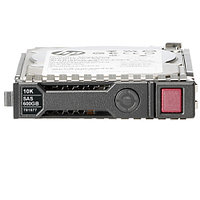 Серверный жесткий диск HPE 600GB SAS 12G 10K SFF 872477-B21 (2,5 SFF, 600 Гб, SAS)